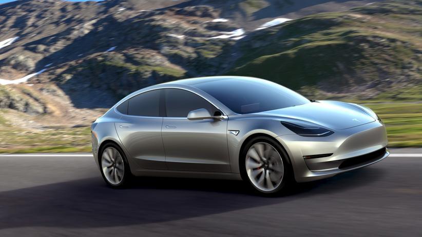 Model 3: Das neue Tesla-Elektroauto Model 3