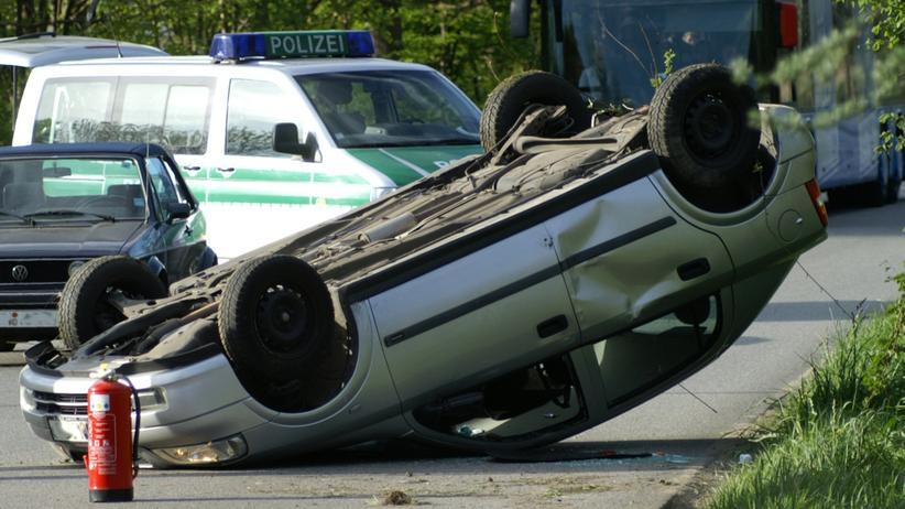 Autounfall: Erlischt der Versicherungsschutz bei Trunkenheit?