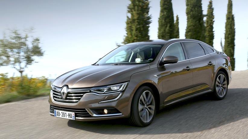 Renault: Eine Limousine als Glücksbringer