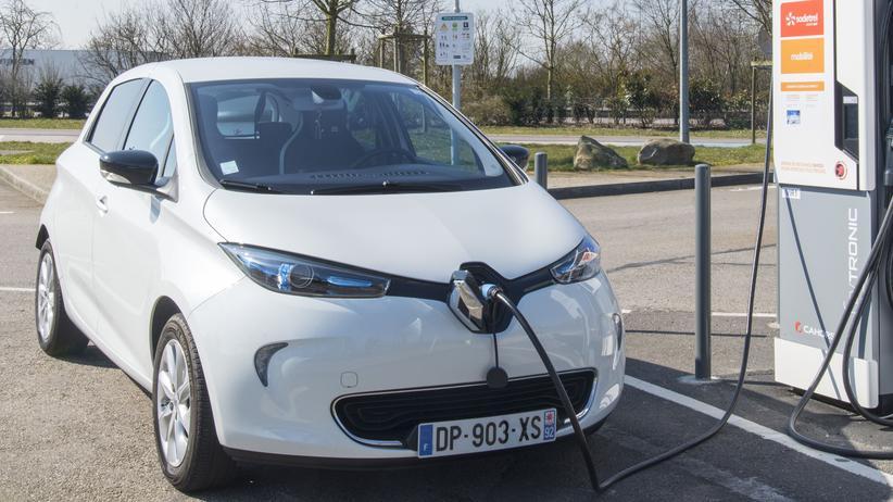 Renault Zoe: Die stillen Stunden am Ladekabel