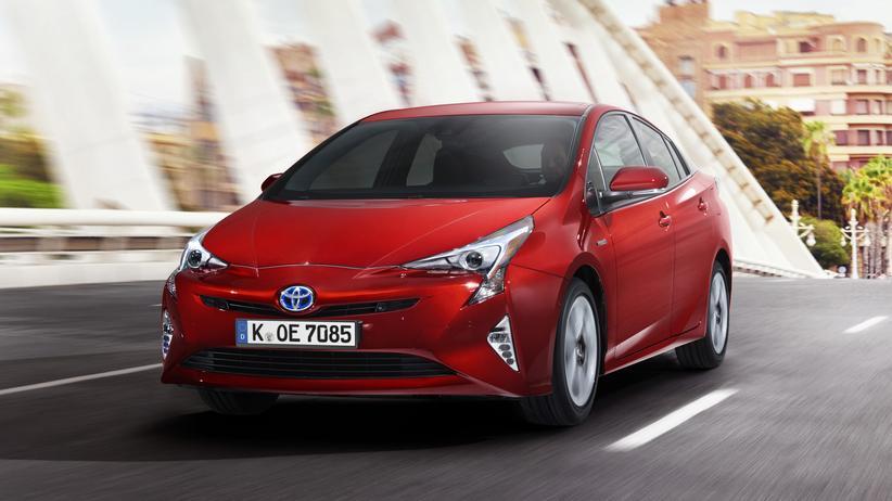 Toyota Prius: Urahn der Hybride