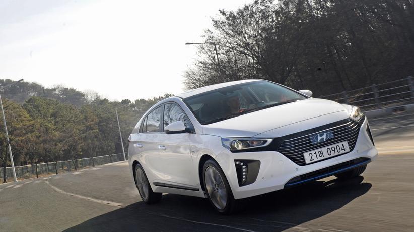 Alternative Antriebe: Hyundai verpasst sich ein Öko-Image