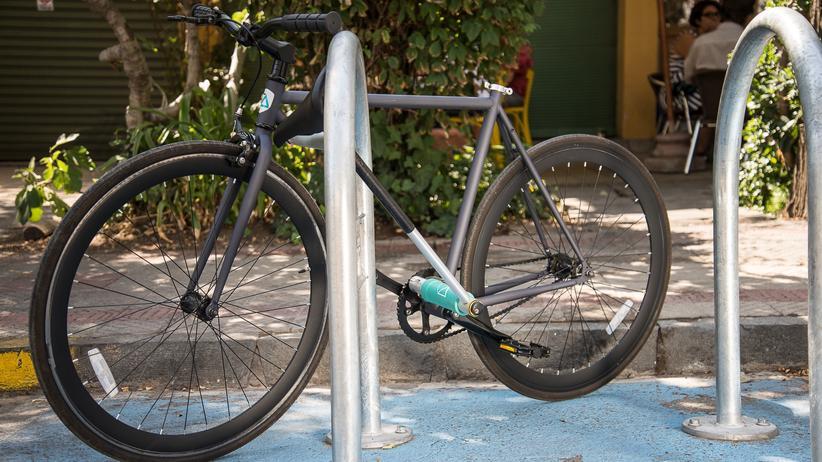 Fahrrad-Startups: Fahrradschloss oder Schlossfahrrad? Das Start-up Yerka Bikes möchte ein diebstahlsicheres Fahrrad anbieten.