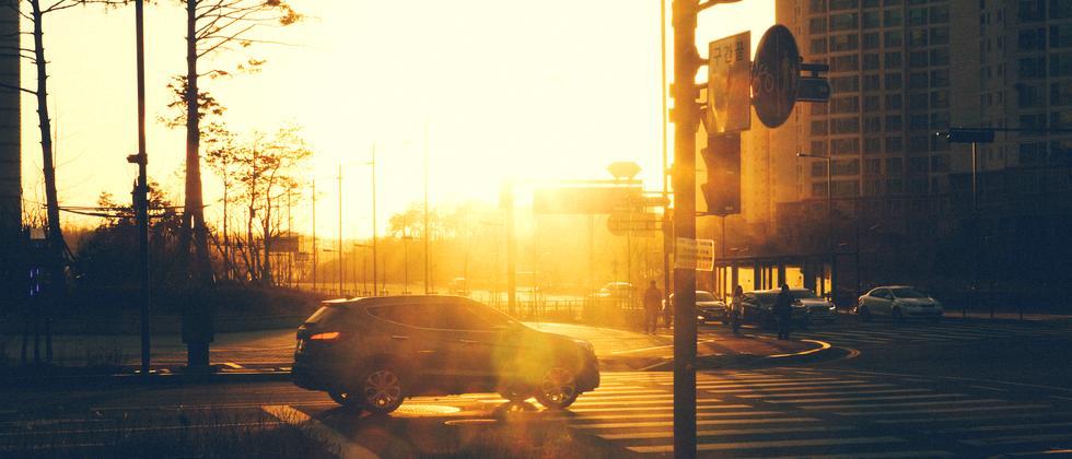 Car Sunshine Auto Sonnenschein