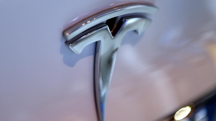 Das Tesla-Logo