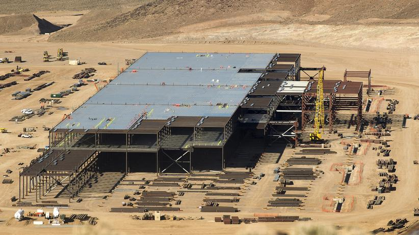 Tesla Gigafactory Reno Nevada