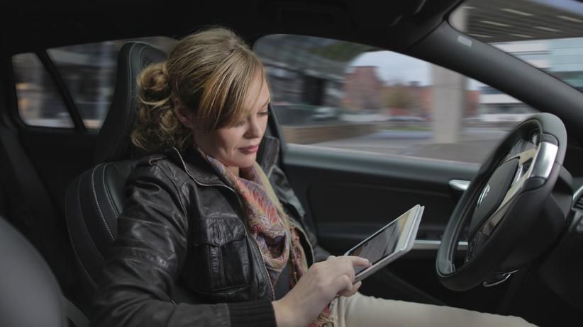 """Selbstfahrende Autos: """"Auf null wird das Restrisiko nie sinken"""""""