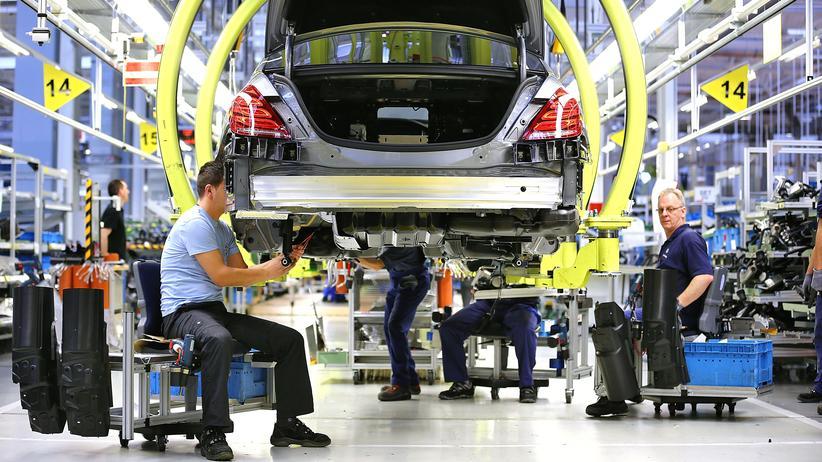 Auto-Produktion: Auch Daimler hat Ärger mit Zulieferer Prevent