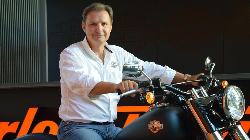 """Harley-Davidson: """"Ein echtes Lebensgefühl"""""""