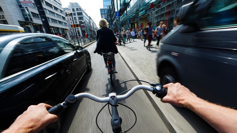 Radfahren: Ich bin Wutradler, und Sie sind schuld