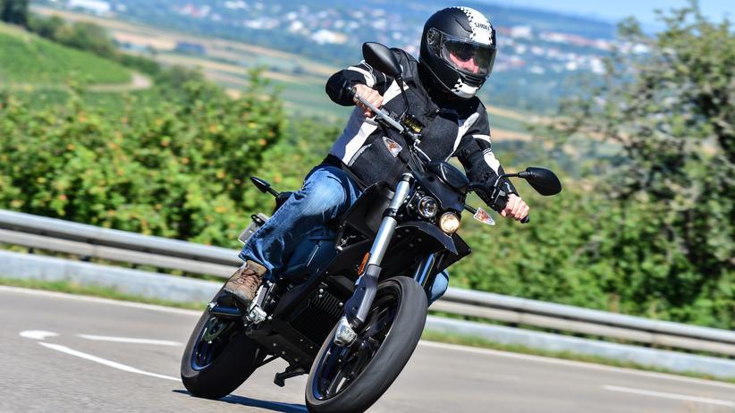 Elektromobilität: Spaßbremse Elektromotorrad