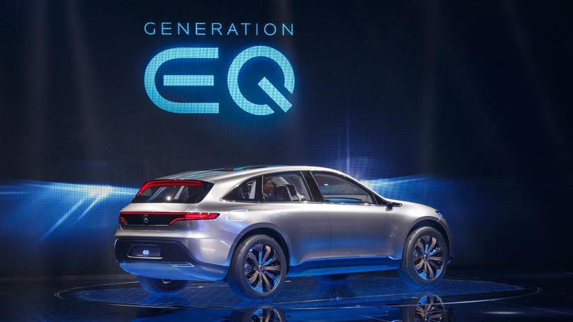 EQ: Mercedes schafft sich eine Elektromarke
