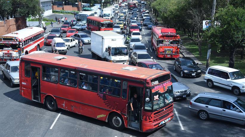 Verkehr: Durch Carsharing und autonomes Fahren könnten Verkehrsstaus verringert werden.