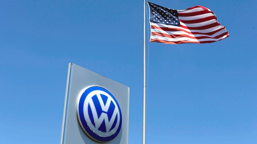 Volkswagen Abgaswerte USA