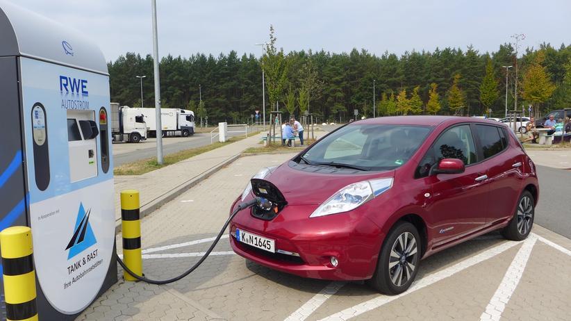 Elektromobilität: Die Last mit dem Stromladen