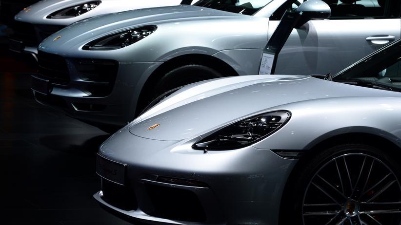 Porsche liegt unter den am häufigsten gestohlenen Automarken in Deutschland an der Spitze.