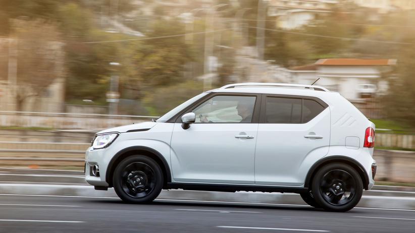 Suzuki Ignis: Kleinstwagen für Waldwege