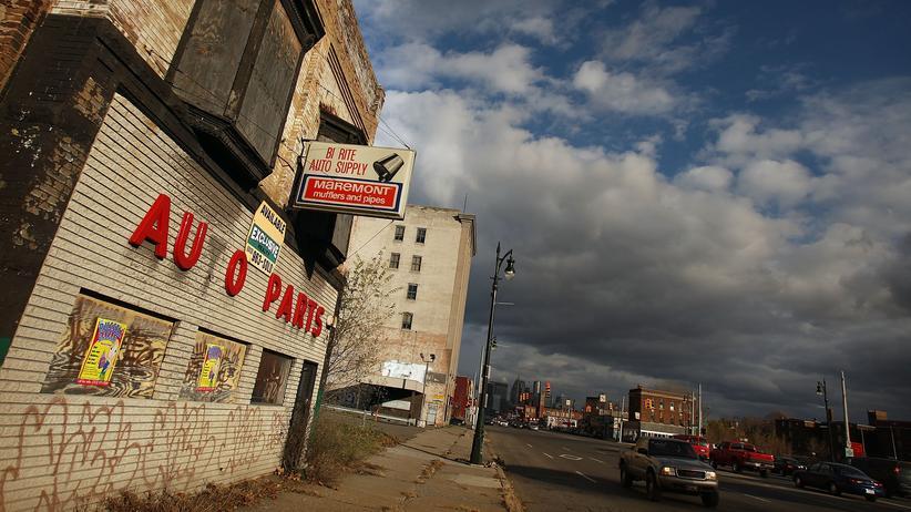 US-Autobauer: Detroit macht sich auf in die Auto-Zukunft