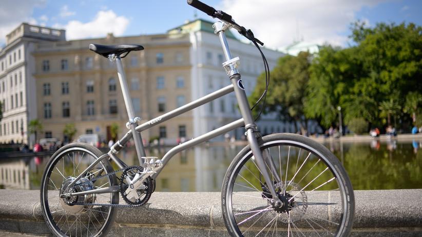 Pedelec: Radeln und dabei den Akku laden