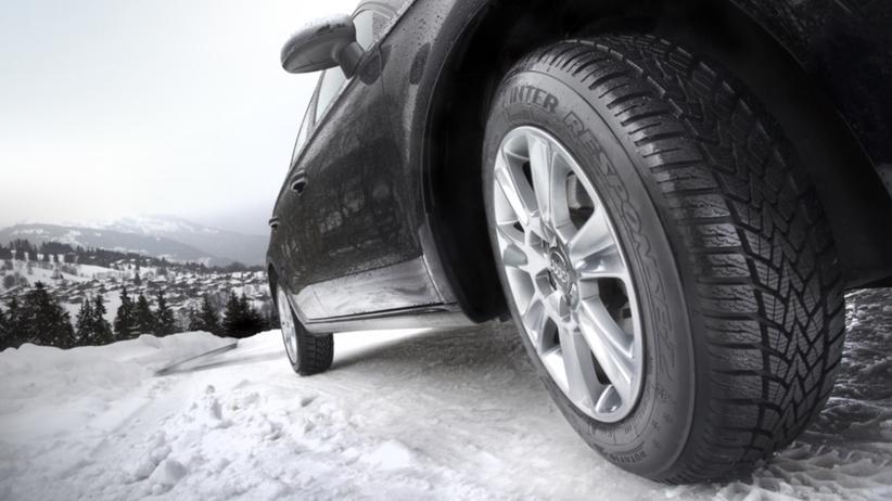 Winterreifen: Bei winterlichen Straßenverhältnissen fordert der Gesetzgeber geeignete Reifen.
