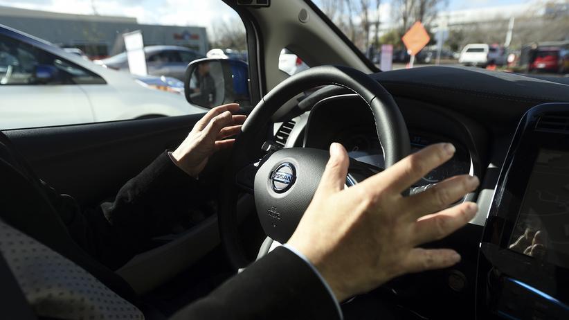 Autonomes Fahren: Auch Nissan entwickelt die Technik zum autonomen Fahren.