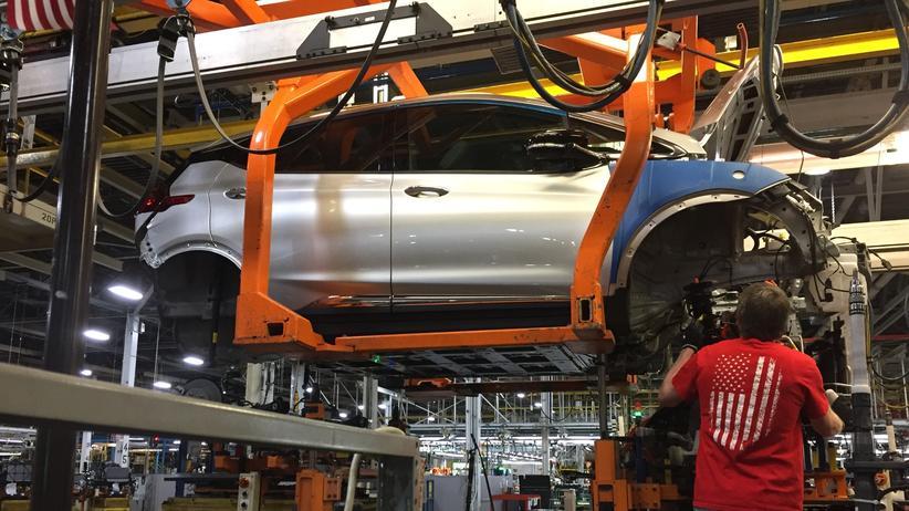 General Motors: Detroit setzt auf Strom