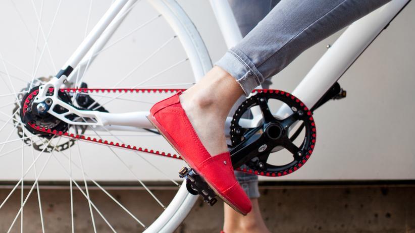 Fahrradtrends: 2017 wird es mehr Fahrräder mit Riemenantrieb geben, vor allem im mittleren Preissegment.