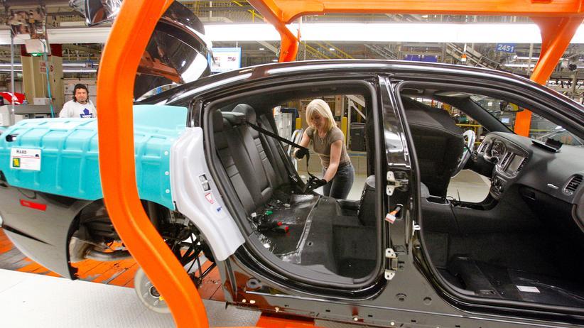 Abgas Ermittlungen Chrysler