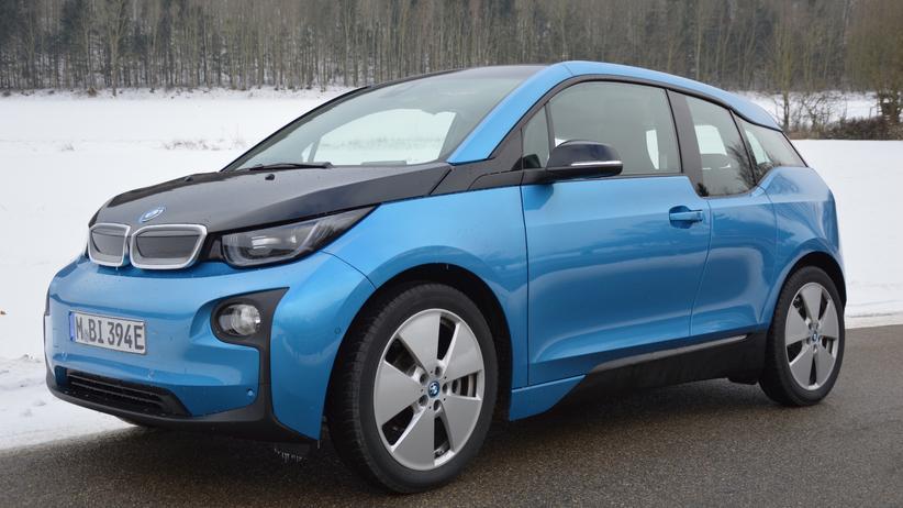 BMW i3: Kältetest im Schwaben-Kühlschrank