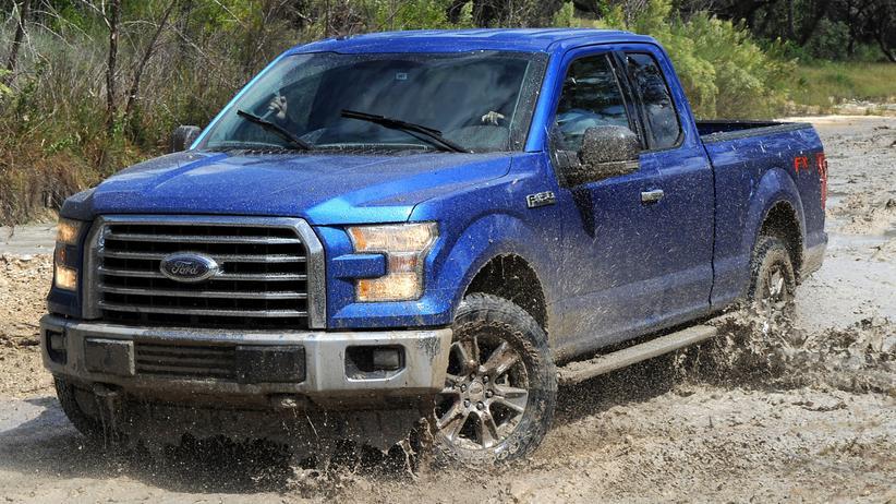 Autoindustrie: Inbegriff eines amerikanischen Autos: der Ford F-150