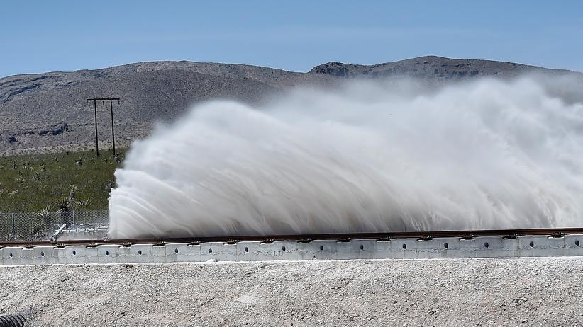 Hyperloop: Heiße Luft in Röhren