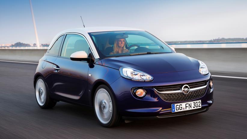 Opel Adam: Der Opel Adam schneidet beim TÜV bisher gut ab.
