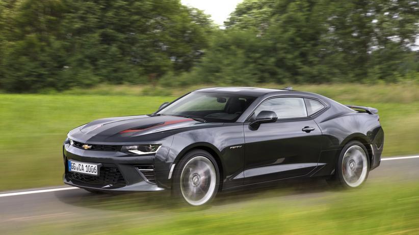 Chevrolet: Das Beste ist der XXL-Colahalter