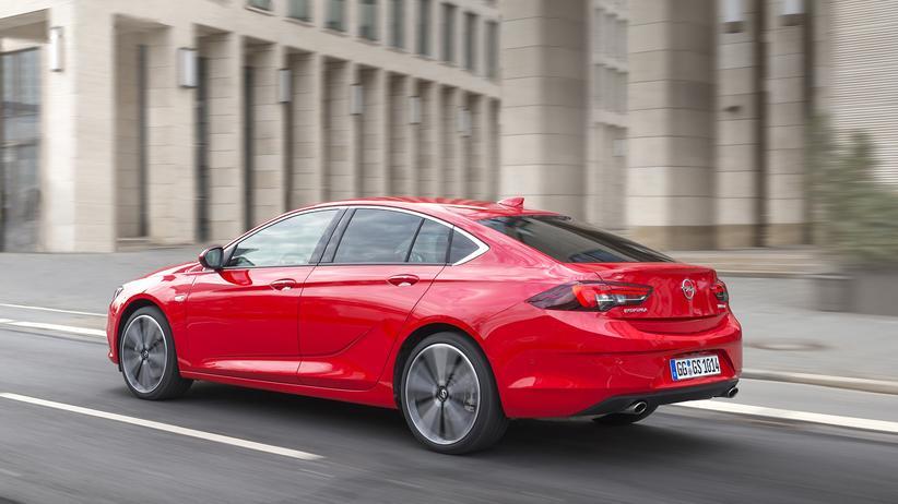 Opel Insignia: Opels Flaggschiff wird noch größer