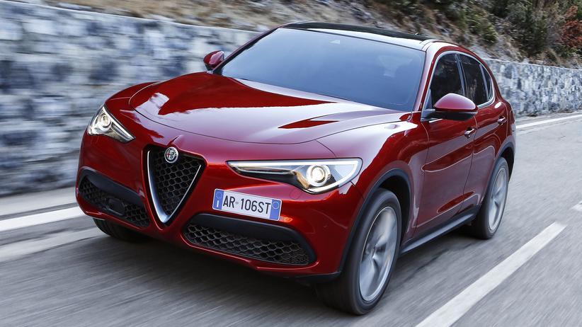 Alfa Romeo: Eine Giulia fürs Gelände