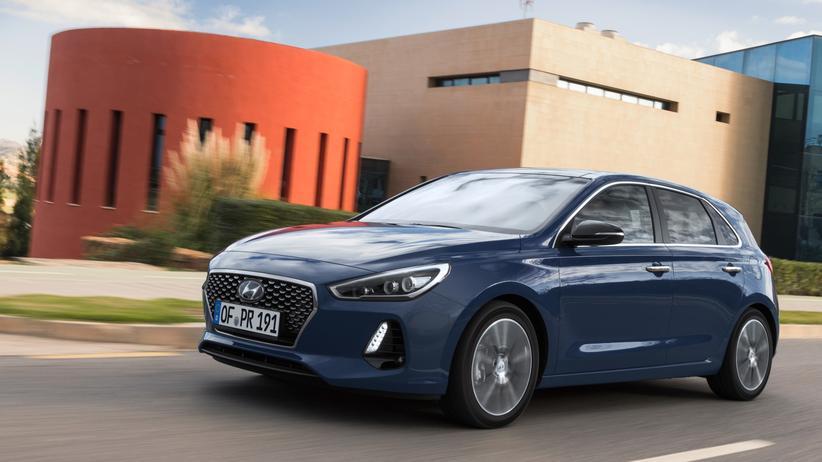 Hyundai i30: Im Windschatten des Golf