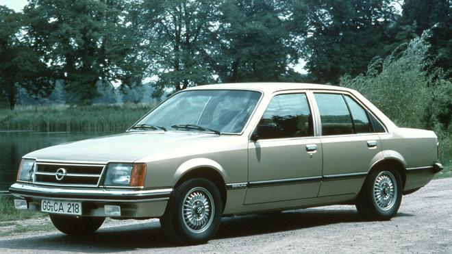 Opel Commodore: Der machte Opel zur Nummer eins | ZEIT ONLINE
