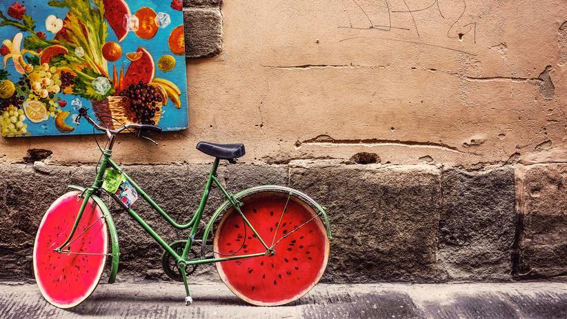 Volksentscheid: Bis 2025 sollen Fahrradfahrer in Berlin 30 Prozent des Stadtverkehrs ausmachen.