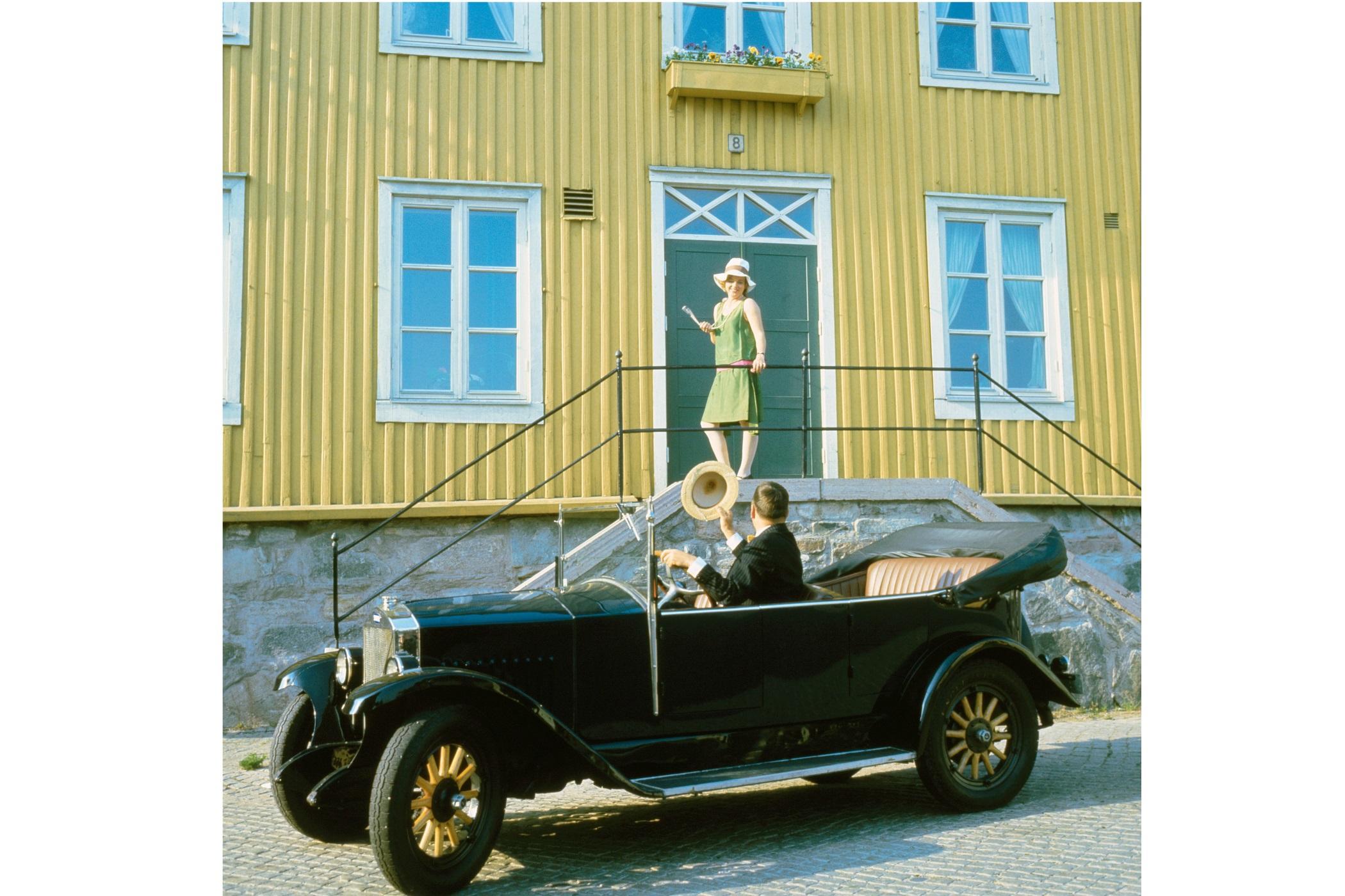 Volvo: Der Ur-Volvo, der ÖV4, kam vor 90 Jahren auf den Markt.