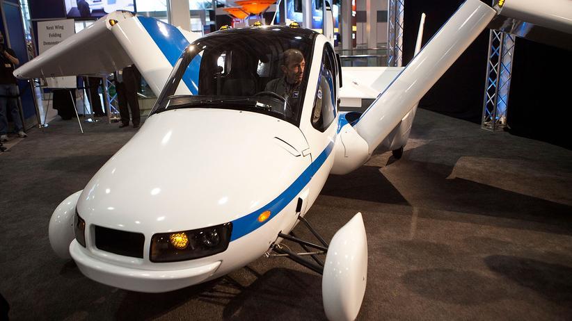 Verkehr der Zukunft: Mit dem Auto über die Wolken