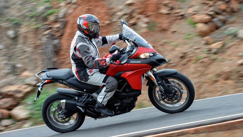 Enduro: Ducati Multistrada 950