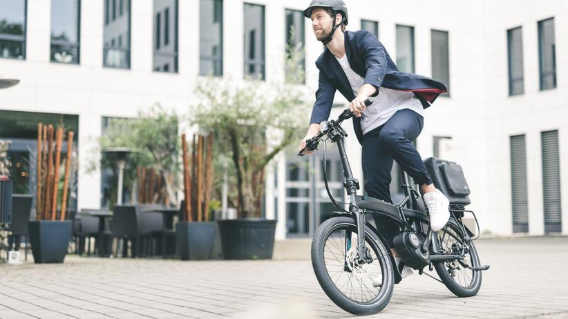 Faltrad: Mit dem Vektron bietet Tern ein ausgereiftes und gut gemachtes Pedelec.