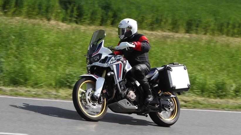 Enduro: Honda CRF1000L Africa Twin