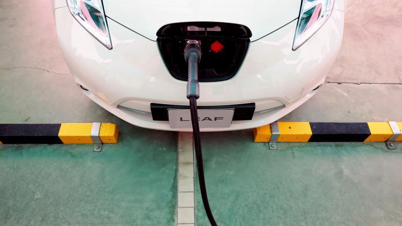 Umweltbundesamt: Ohne sie lassen sich die Pariser Klimaziele nicht erreichen, nämlich Elektroautos auf deutschen Straßen.
