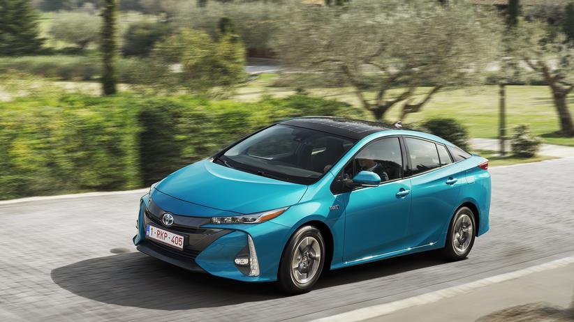 Toyota Prius Plug-in: Der Urvater der Hybride sucht den Anschluss