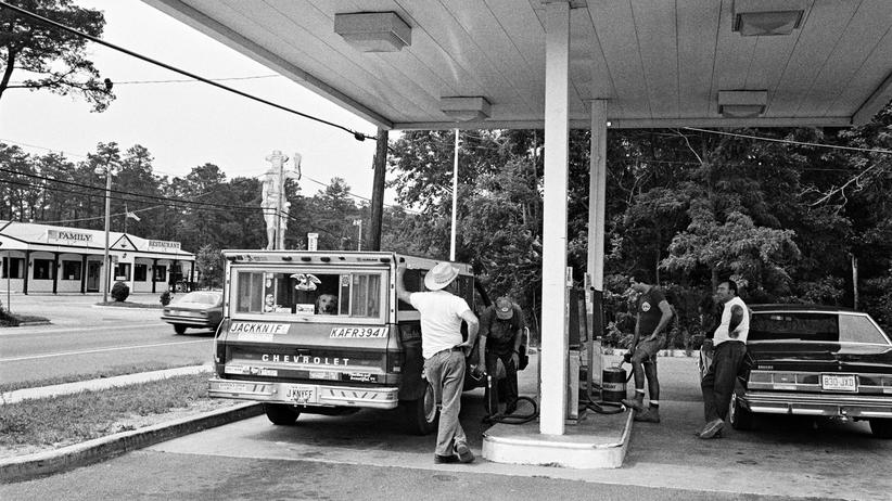 USA: Fill 'er up!