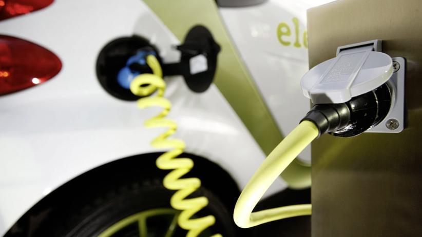 Elektroautos: Immer mit grünem Balken unterwegs