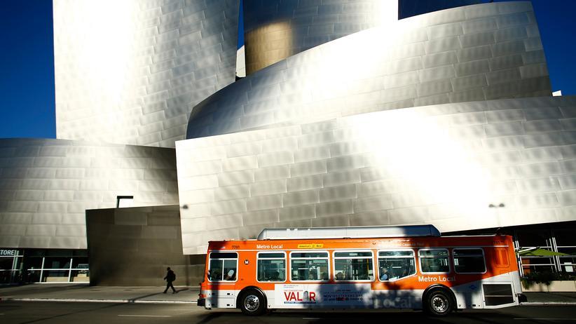 Elektromobilität: Pendeln in Los Angeles bald nur noch in Elektrobussen