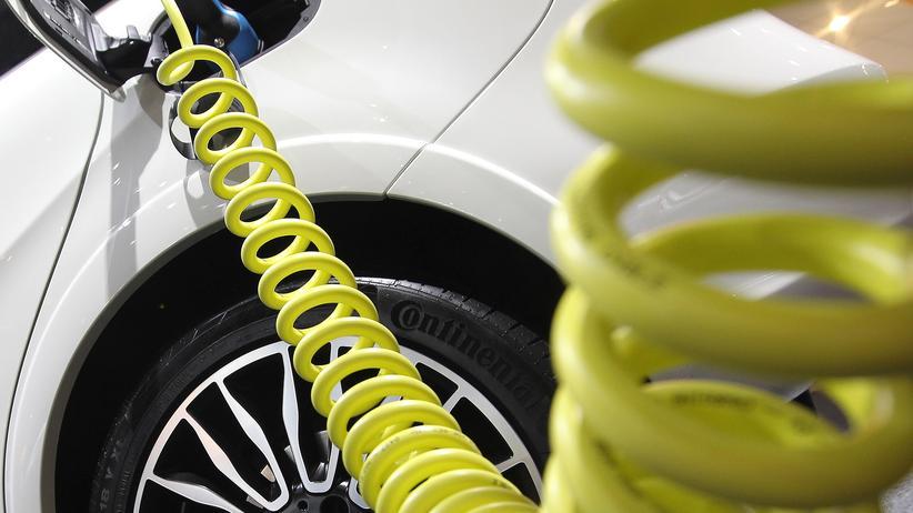 Elektromobilität: Eine Million E-Autos bis 2020