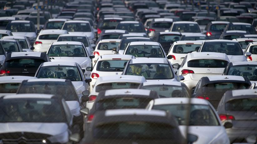 Dieselautos: Die Neuzulassungen von Autos mit Dieselmotoren werden seit einem Jahr immer weniger.